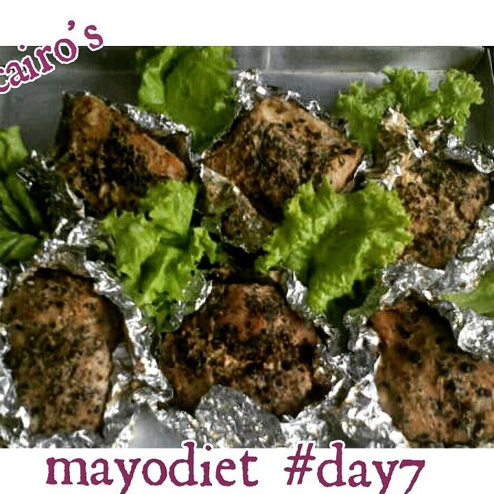 Paket Diet Mayo Premium untuk 5 Hari