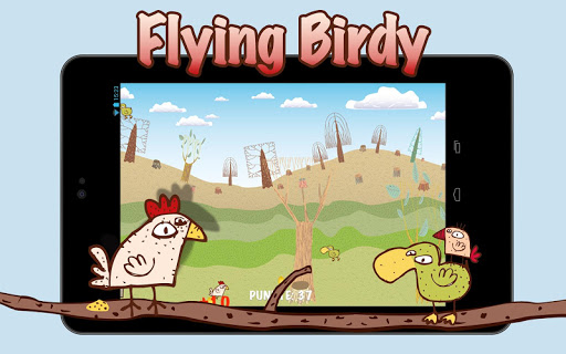 Flying Birdy