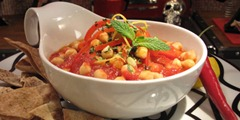 Med. Chickpea Stew
