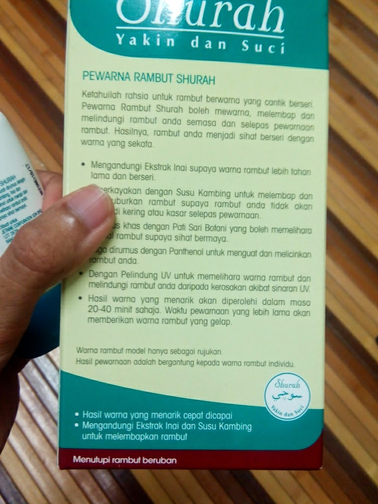 Zubedah Henna Herbal Inai Pewarna Rambut Chestnut 6 Pcs Daftar Buy 3 Get 2 Gambar Terupdate Yang Halal Paling