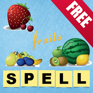 Kids Learn to Spell (Fruits) for PC and MAC