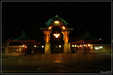 Zoologischer Garten - Elefantentor