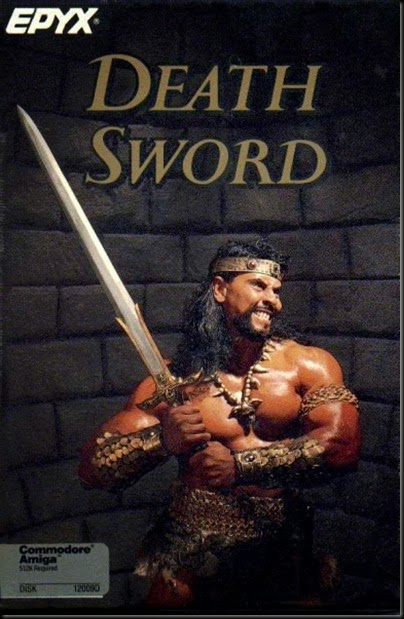 death sword amiga cover