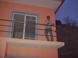 IJzerboer Ilidio met nieuwe balustrade.JPG