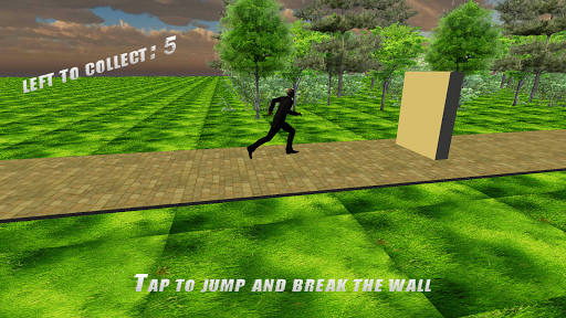 Wall Runner Beta