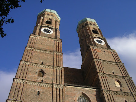 Obiective turistice Bavaria: Catedrala
