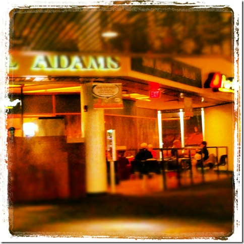 Miami international airport, samuel adams, pizza hut