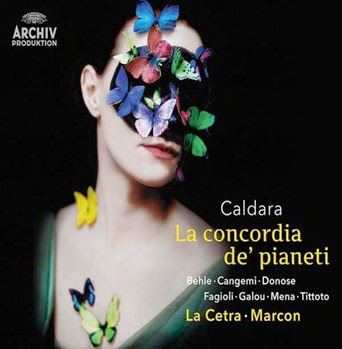 CD REVIEW: Antonio Caldara - LA CONCORDIA DE' PIANETI (DGG/Archiv Produktion 479 3356)