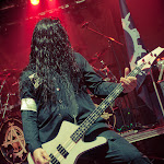 Arch Enemy @ Khaos Over Europe Tour 2011