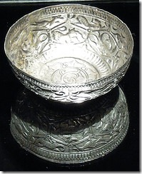 Sterling repository (silver bowl)