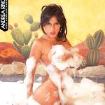 Andrea Rincon, Selena Spice Galeria 41 : Relajacion, Petalos De Rosa y Espuma En El Jacuzzi – AndreaRincon.com Foto 24