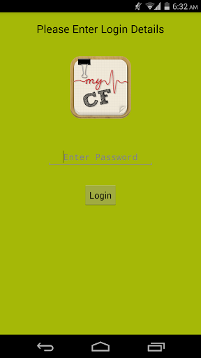 my CF Cystic Fibrosis Free