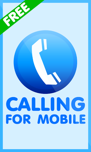 Free Calling For Mobile