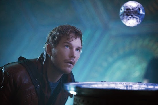 Chris Pratt Peter Quill Guardians of the Galaxy