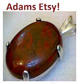 Adams Minerals Etsy