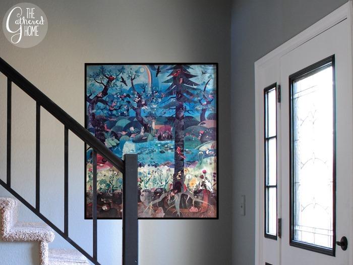Stairway Art Option 1-2