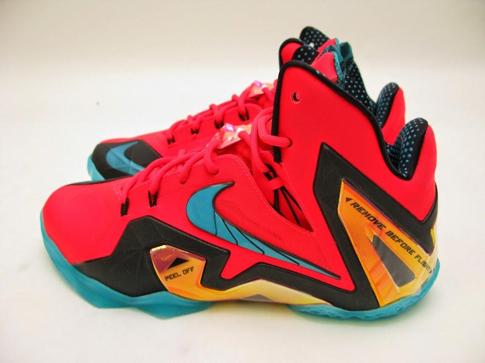5711207fcef ... Release Reminder Nike LeBron 11 Elite Hero 275 ...
