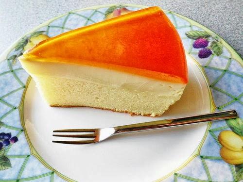 焦糖布丁蛋糕 @ Madeleine的生活札記 :: 痞客邦