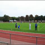 Interkulturelles Fußballfest im Stadion Friedrichsfelde