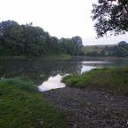 Loire à l'embouchure de l'Aix