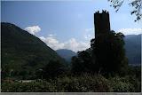 Blick am Torre Druso