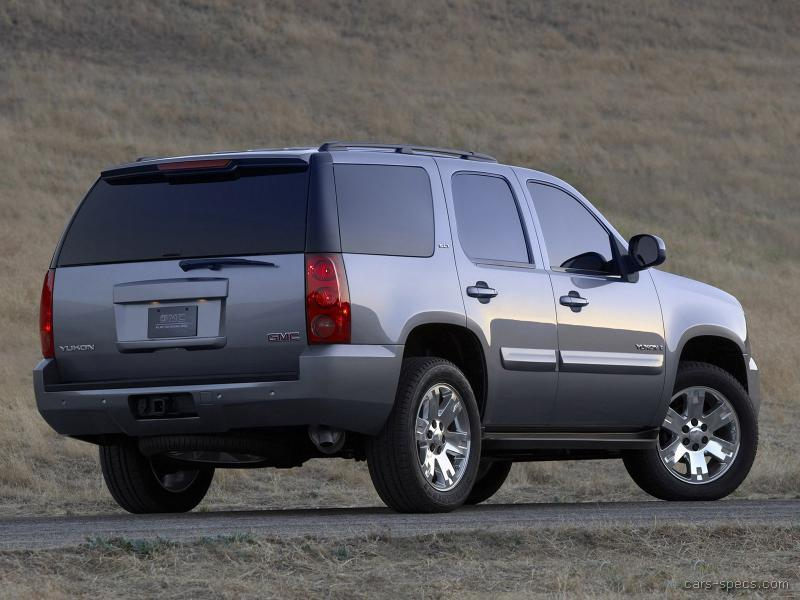 2007 gmc yukon suv specifications pictures prices. Black Bedroom Furniture Sets. Home Design Ideas