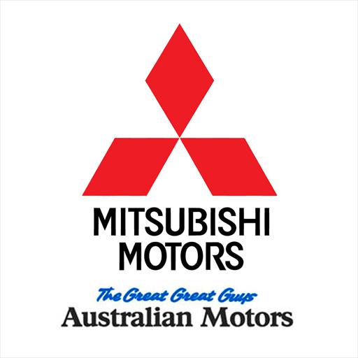Australian Motors Mitsubishi LOGO-APP點子