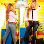 Angelica Jaramillo y Sofia Jaramillo Modelando D'Axxys Jeans Foto 27
