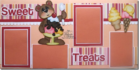cricut ice cream layout idea pagekit paper piecing-500