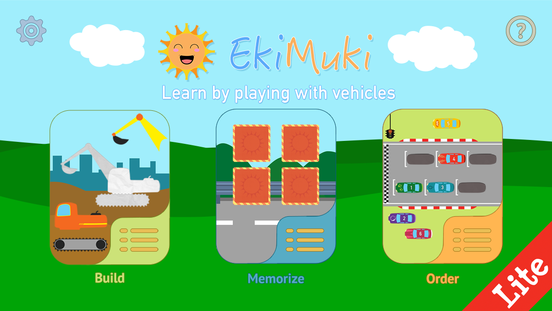 EkiMuki Vol.1 (Lite)- screenshot
