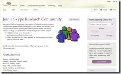 加入家庭搜索赞助Skype家谱研究群落