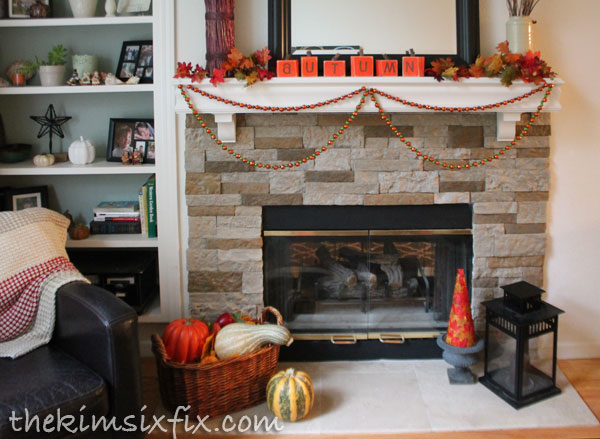 Airstone stacked stone fireplace update the kim six fix stacked stone fireplace teraionfo
