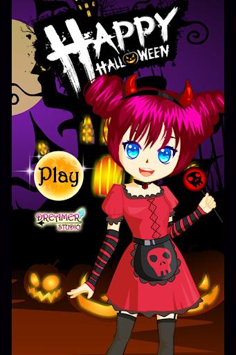Kids Halloween Dress Up Games