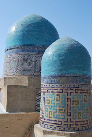 Obiective turistice Samarkand: Shahr-i-Zindar