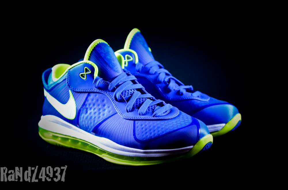 111995735f1 Obey Your Thirst Nike LeBron 8 V2 Low 8220Sprite8221 is Hitting Retail