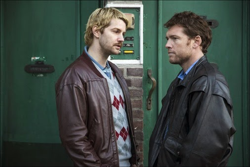 jim sturgess and sam worthington KIDNAPPING FREDDY HEINEKEN