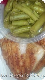 KFC-chicken-with-green-beans