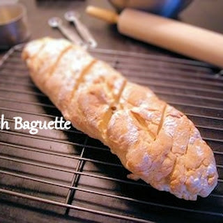 French Baguette Bread Recipe