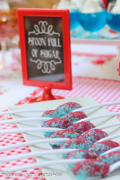 Sweeter Than Cupcakes Cake Pops On Spoons Tutorial