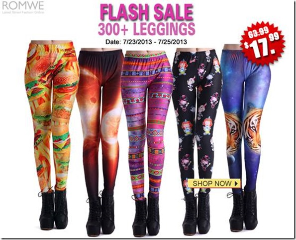 Flash Sale 7-22-2013