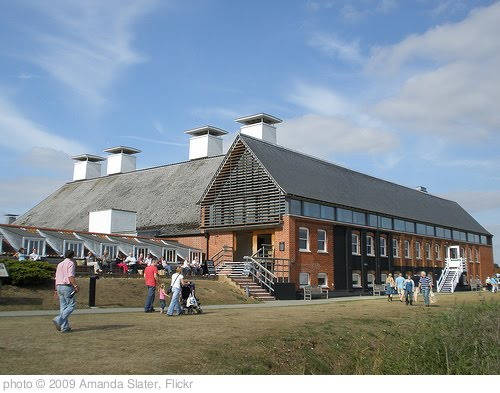 'Snape Maltings, Snape Suffolk' photo (c) 2009, Amanda Slater - license: http://creativecommons.org/licenses/by-sa/2.0/