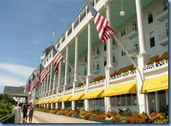 3474 Michigan Mackinac Island - Grand Hotel