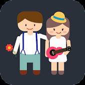 코코아북 소개팅 - 벚꽃축제 함께 갈 인연찾기