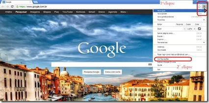 Imagem-Google - Google Chrome
