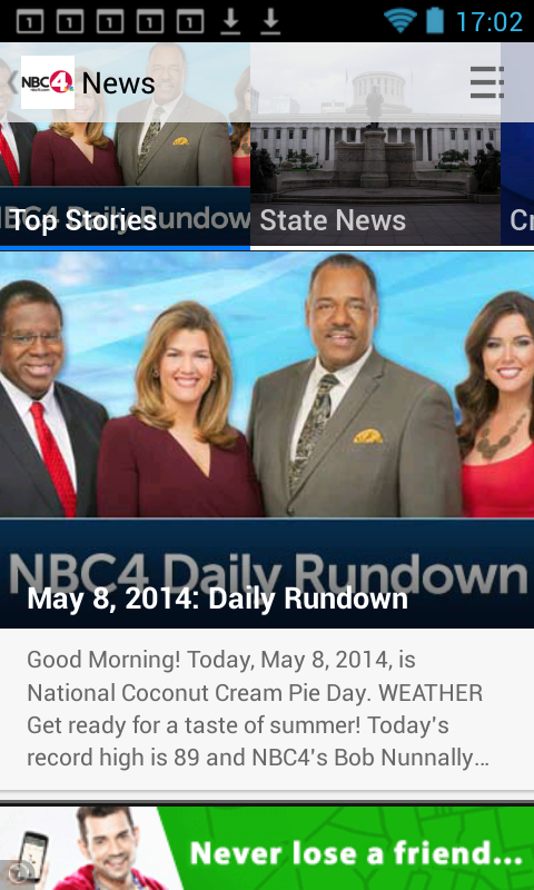 NBC4 - screenshot