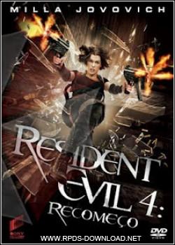 filme resident evil 4 recomeo dublado avi