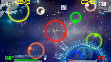 Screenshot of Space Energy Circles