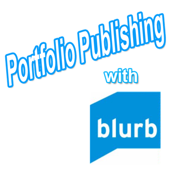 art portfolio publishing blurb
