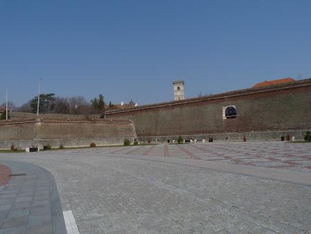 Cetati Romania: santuri aparare cetate Alba Iulia