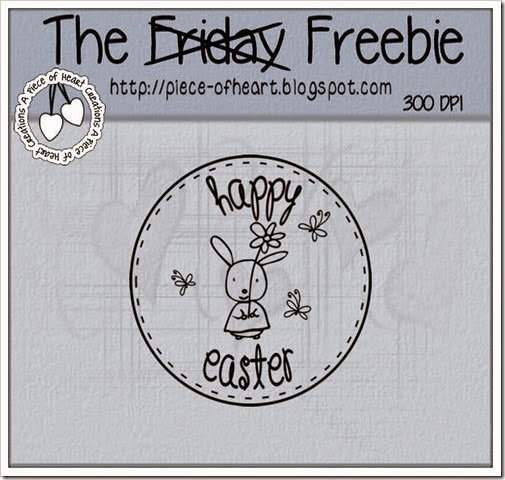 Happy Easter Bunny Circle_PREVIEW_apieceofheartblog